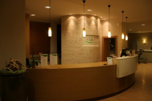 Gesundheits-Zentrum Roxel Empfang