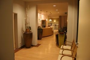 Gesundheits-Zentrum Roxel Wartebereich