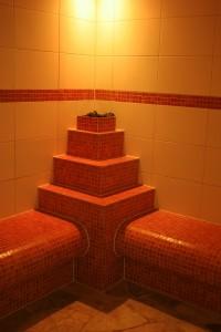 Dampfbad 1 Hotel Heide Kröpke