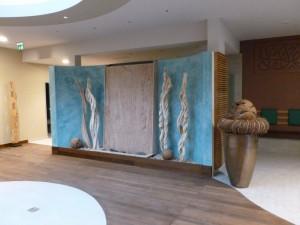 Dekorative Gestaltung Kunzmann's Hotel Bad-Bocklet