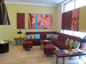 Nettebad Osnabrück Loungebereich