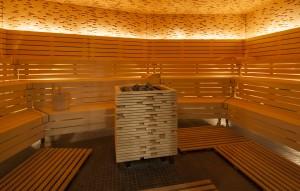 Neue Balan München Sauna