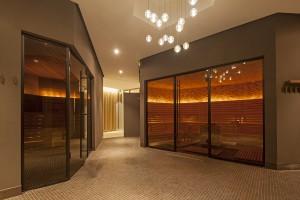 Neue Balan München Sauna Vorraum