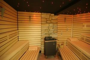 Upstalsboom Strandhotel Gerken Finnische Sauna