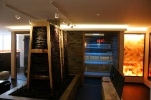 Hotel Vulcano Lindenhof Gradierwerk und Sauna