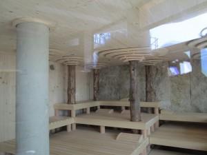 Sauna Wellnesspark Roseneck