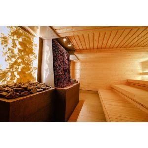Gradierwerk in Bio-Sauna 2
