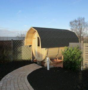 Jurawell Herbrechtingen Fass-Sauna