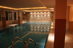 Vorher: Hotel Heide-Kröpke Schwimmbad