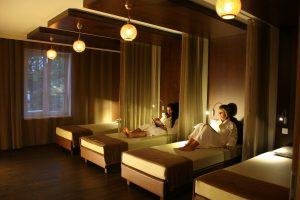 Romantik Hotel Dorotheenhof Ruhebereich